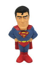 Image: Justice League Stress Doll: Superman  - Sd Toys (Dirac Dist Sl)