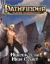 Image: Pathfinder Player Companion: Heroes High Court  - Paizo, Inc
