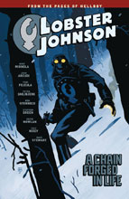 Image: Lobster Johnson Vol. 06: A Chain Forged in Life SC  - Dark Horse Comics