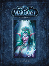 Image: World of Warcraft Chronicle Vol. 03 HC  - Dark Horse Comics