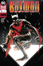 Image: Batman Beyond #16 (variant cover - Dave Johnson) - DC Comics