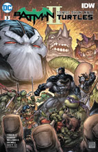 Image: Batman / Teenage Mutant Ninja Turtles II #3  [2018] - DC Comics/IDW