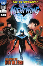 Image: Nightwing #37 - DC Comics