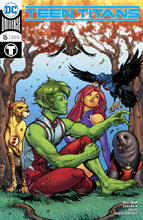 Image: Teen Titans #16 (variant cover - Chad Hardin) - DC Comics