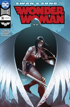 Image: Wonder Woman #38 - DC Comics