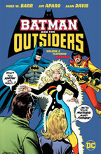 Image: Batman and the Outsiders Vol. 02 HC  - DC Comics