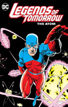 Image: Legends of Tomorrow: The Atom SC  - DC Comics