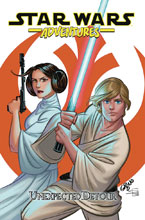 Image: Star Wars Adventures Vol. 02: Unexpected Detour SC  - IDW Publishing