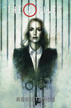 Image: X-Files Vol. 04: Resistance SC  - IDW Publishing