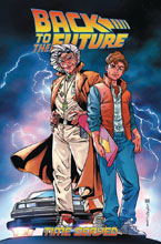 Image: Back to the Future Vol. 05: Time Served SC  - IDW Publishing