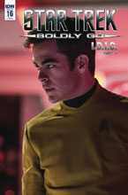 Image: Star Trek: Boldly Go #16 (incentive cover - Photo) (10-copy) - IDW Publishing