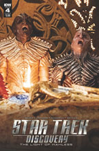 Image: Star Trek: Discovery: The Light of Kahless #4 (cover B - Photo)  [2018] - IDW Publishing