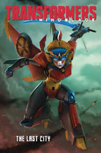 Image: Transformers Windblade: The Last City SC  - IDW Publishing