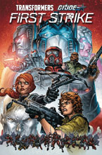 Image: Transformers / G.I. Joe: First Strike SC  - IDW Publishing