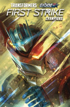 Image: Transformers / G.I. Joe: First Strike - Champions SC  - IDW Publishing