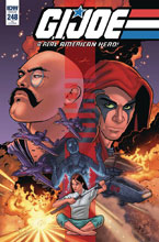 Image: G.I. Joe: A Real American Hero #248 (incentive cover - Jamie Sullivan) (10-copy) - IDW Publishing