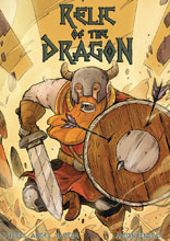Image: Relic of the Dragon HC  - IDW Publishing