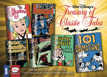 Image: Walt Disney's Treasury of Classic Tales Vol. 03 HC  - IDW Publishing