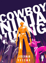 Image: Cowboy Ninja Viking: The Deluxe Edition SC  - Image Comics