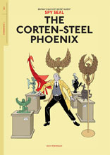 Image: Spy Seal: The Corten-Steel Phoenix SC  - Image Comics