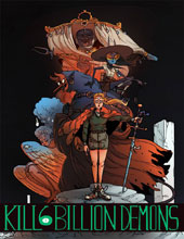 Image: Kill 6 Billion Demons Vol. 02 SC  - Image Comics