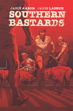 Image: Southern Bastards Vol. 04: Gut Check SC  - Image Comics
