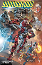 Image: Youngblood #8 (cover B - Liefeld)  [2018] - Image Comics