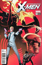 Image: Astonishing X-Men #7 (Legacy) (variant cover - Stevens) - Marvel Comics