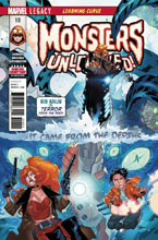 Image: Monsters Unleashed #10 (Legacy) - Marvel Comics