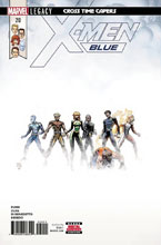 Image: X-Men: Blue #20 - Marvel Comics