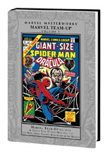 Image: Marvel Masterworks Marvel Team-Up Vol. 03 HC  - Marvel Comics