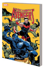 Image: Uncanny Avengers: Unity Vol. 05 - Stars and Garters SC  - Marvel Comics