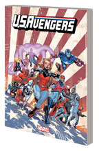 Image: U.S.Avengers Vol. 02: Cannonball Run SC  - Marvel Comics