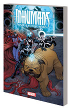 Image: Inhumans: Once and Future Kings SC  - Marvel Comics