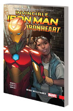 Image: Invincible Iron Man: Ironheart Vol. 01 - Riri Williams SC  - Marvel Comics