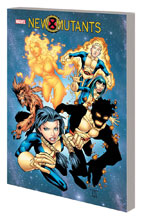 Image: New Mutants: Back to School - The Complete Collection SC  - Marvel Comics