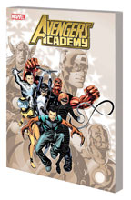 Image: Avengers Academy: The Complete Collection Vol. 01 SC  - Marvel Comics