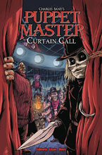 Image: Puppet Master: Curtain Call SC  - Action Lab - Danger Zone