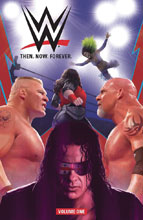 Image: WWE Then Now Forever Vol. 01 SC  - Boom! Studios