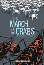 Image: March of the Crabs Vol. 03 HC  - Boom! Studios