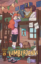 Image: Lumberjanes #46 (subscription cover - Wong)  [2018] - Boom! Studios