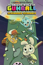 Image: Amazing World of Gumball: Scrimmage Scramble SC  - Boom! Studios