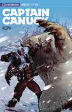 Image: Captain Canuck Vol. 01: Aleph SC  (new edition) - Chapterhouse Publishing, Inc
