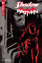 Image: Shadow / Batman #4 (cover I incentive - Peterson) (40-copy) - Dynamite