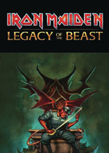 Image: Iron Maiden: Legacy of the Beast #4 (cover B - Navigator Games) - Heavy Metal Magazine