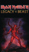 Image: Iron Maiden: Legacy of the Beast #4 (cover C - Navigator Games) - Heavy Metal Magazine