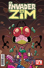 Image: Invader Zim #27 - Oni Press Inc.