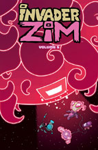 Image: Invader Zim Vol. 05 SC  - Oni Press Inc.