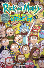Image: Rick & Morty: Pocket Like You Stole It SC  - Oni Press Inc.