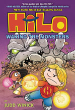 Image: Hilo Vol. 04: Waking the Monsters GN  - Random House Books For Young R
